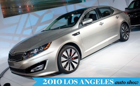 2011 Kia Optima Priced from $19,690, $225 Less Than Hyundai Sonata