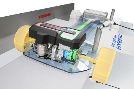 Honda Unveils Two-Motor Plug-In Hybrid System