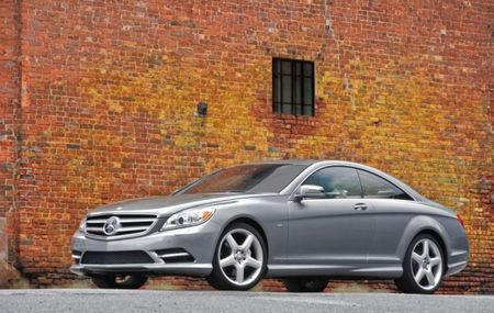Guzzler No More: Improved Fuel Economy for the 2011 Mercedes-Benz CL550