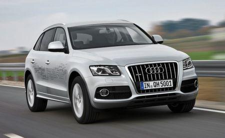 2012 Audi Q5 2.0T Quattro Hybrid – First Drive Review