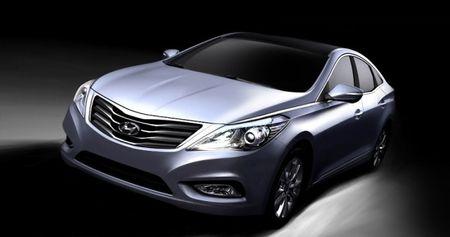Hyundai Renders the Next-Gen Azera