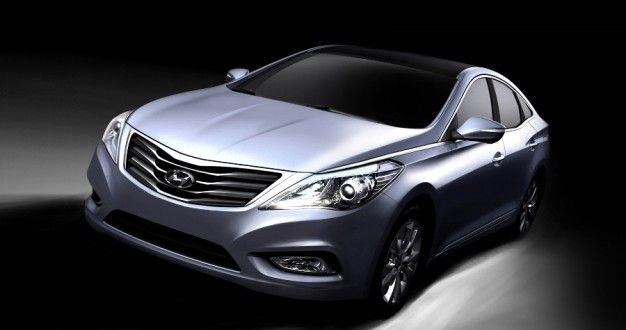Hyundai Renders the Next-Gen Azera