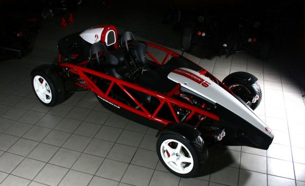 Ariel Celebrates Atom's Ten-Year Anniversary with 270-hp Mugen-Powered Model