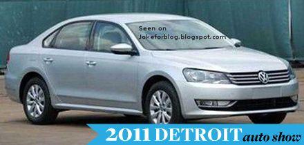 2012 Volkswagen Passat/New Mid-Size Sedan Images Surface