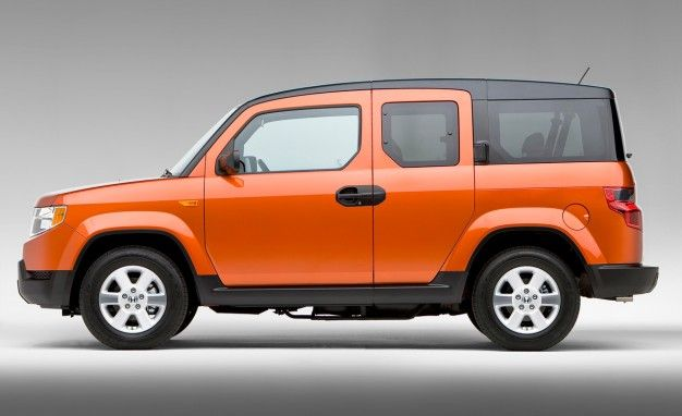 Honda Kills the Element; Production to End in April 2011
