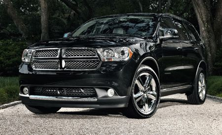 Dodge Launches Free Maintenance Program for Priciest Durango and Journey Models