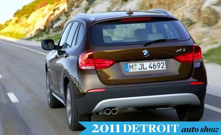 Waiting for the 1: BMW X1 Delayed Until Fall