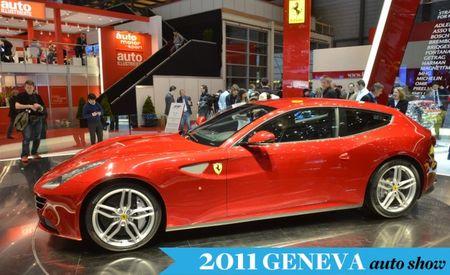 2012 Ferrari FF Official Photos and Info – Auto Shows
