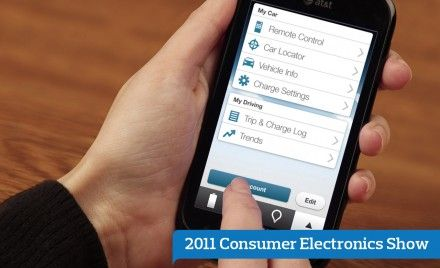 MyFord Mobile App Allows Remote Control of 2012 Ford Focus Electric