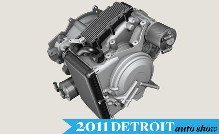 ZF Announces Nine-Speed Automatic Transmission for Front-Drivers