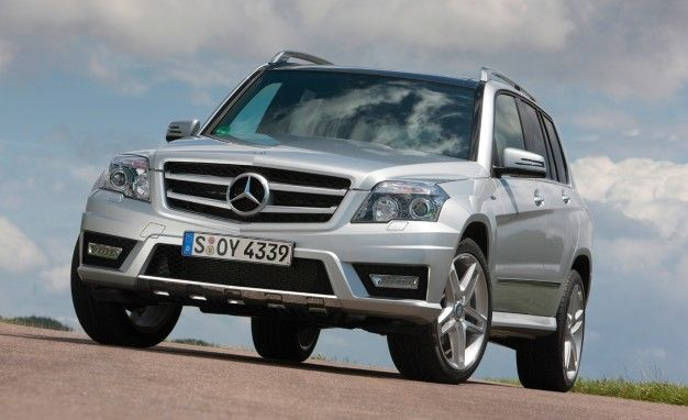 Mercedes Diesels: GLK in 2011 and C-class in 2012, Eight Models in U.S. by 2014