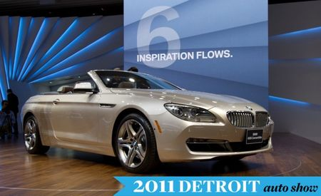 2012 BMW 650i Convertible Beats Coupe Model for Summer Sales Season