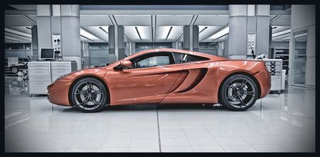 2012 McLaren MP4-12C Starts at $231,400 and Goes On Sale This Summer
