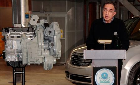 Chrysler and the EPA Partner to Develop Hydraulic Hybrid Minivan Powertrain
