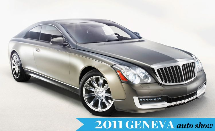 Coachbuilt Xenatec Maybach Coupe Looks Better than the Sedan