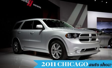2011 Dodge Durango Heat and R/T Trims Profiled, Priced