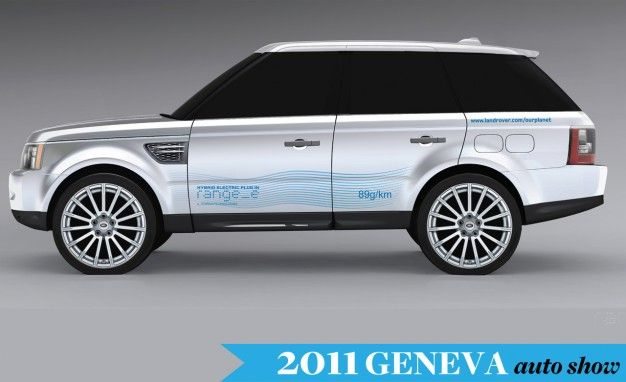 Land Rover Planning Diesel-Electric Plug-In Hybrid Range Rover Sport for Geneva