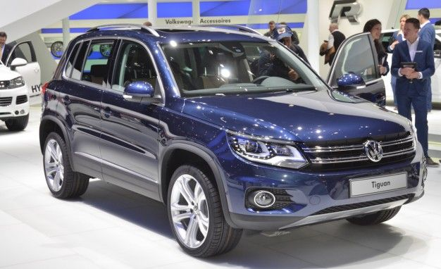 Volkswagen Likely To Add Diesel Tiguan in the U.S.