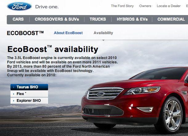 Ford Says It Isn't Planning an Explorer SHO, Quashing Rumors
