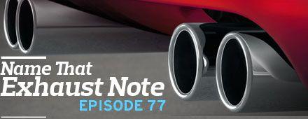 Name That Exhaust Note, Episode 77: 2012 Lexus LFA