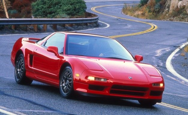 Don't Call It NSX: Acura Confirms Sports-Car Plan
