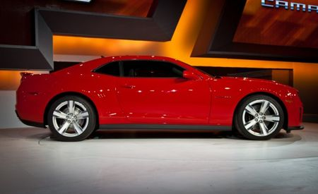 2012 Chevrolet Camaro ZL1 Base Price: Around $47,000