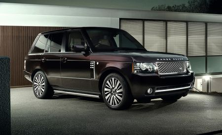 $170,000 Range Rover Autobiography Ultimate Edition Headed to Geneva
