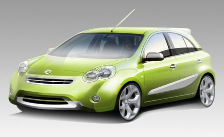 Smart's Nissan-Based Five-Door Still On Track for Summer