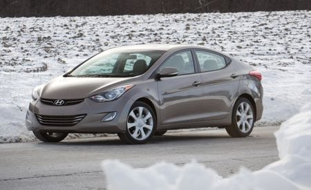 2012 Hyundai Elantra Coupe Confirmed for Fourth Quarter of 2011