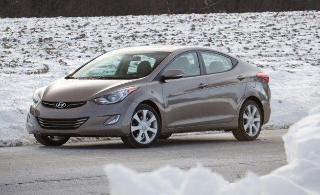 2012 Hyundai Elantra Coupe Confirmed for Fourth Quarter of 2011