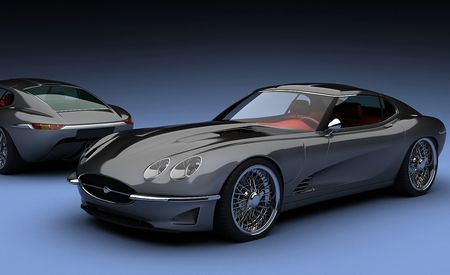 Retromorphosis: XKR-Based Vizualtech Growler E Packs 600 hp