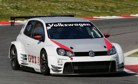434-hp Golf Set to Enter 24-Hour Race at the Nürburgring