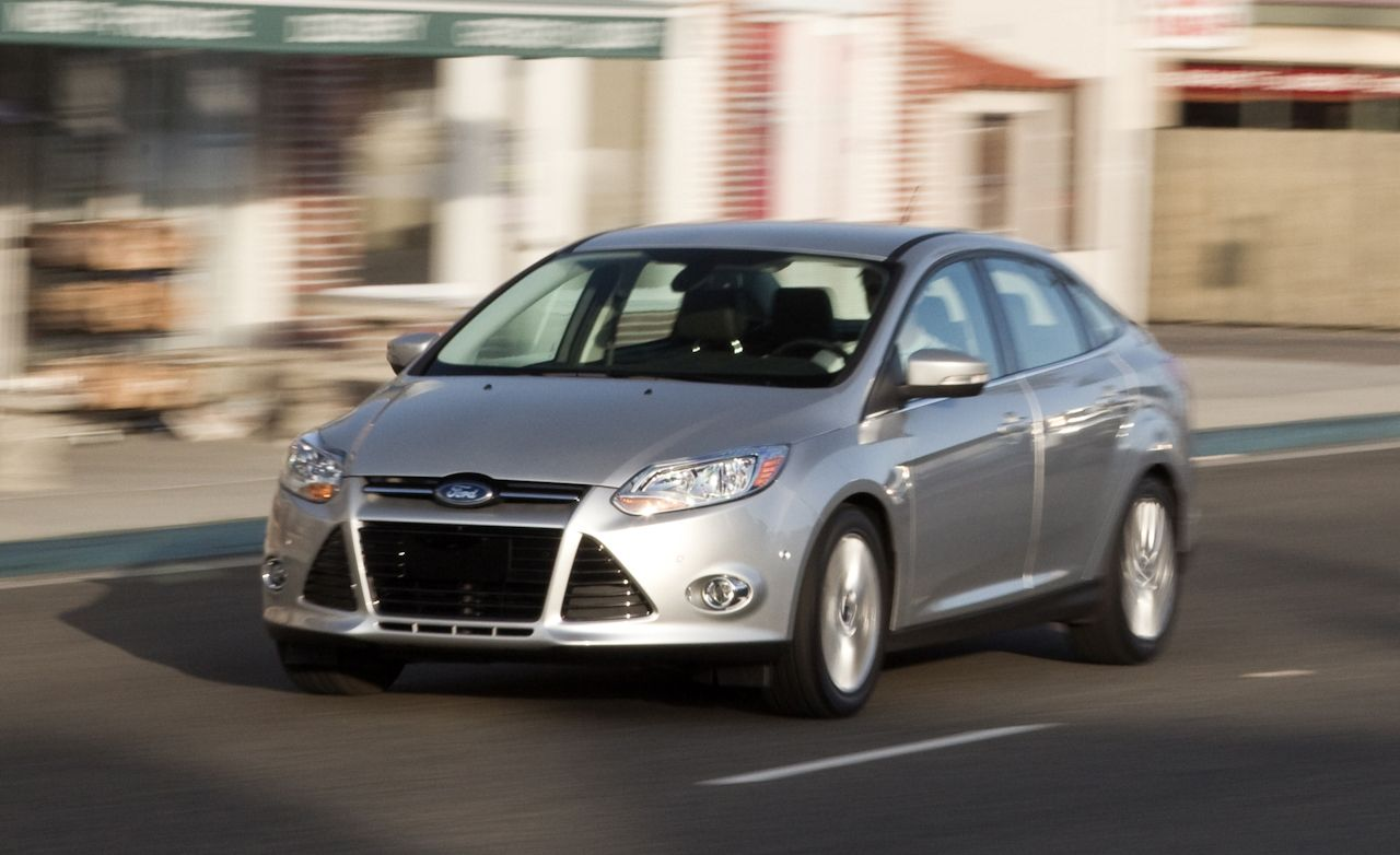 Ford Focus Gets  Mpg Epa Highway Rating In Sfe Trim