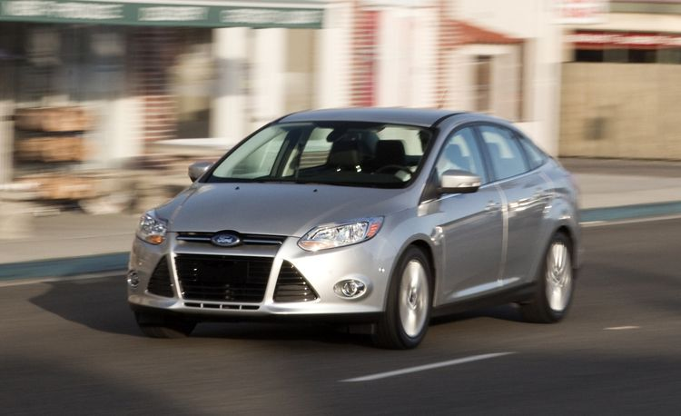 2012 Ford Focus Gets 40-mpg EPA Highway Rating in SFE Trim