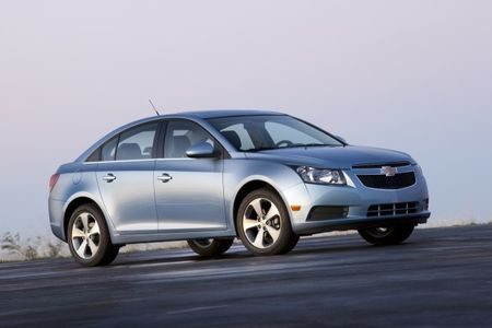 Chevy Won't Offer a Cruze SS, But More Powerful Engine is a Possibility
