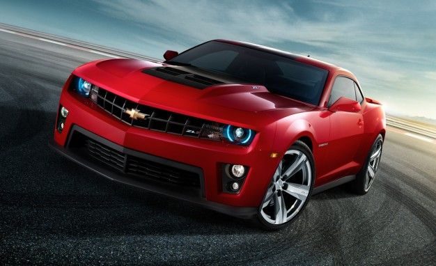 550-HP Chevrolet Camaro ZL1 To Offer Automatic Transmission
