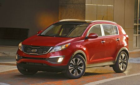Kia Sportage Turbo Launches with 256 hp, $26,490 Price Tag