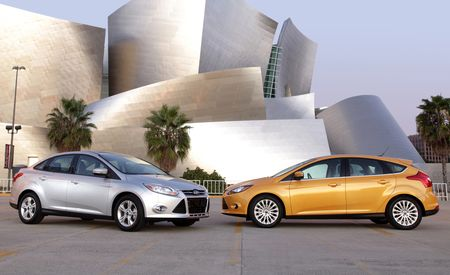 2012 Ford Focus Gets EPA Rating of up to 38 mpg Highway Even Without SFE Package