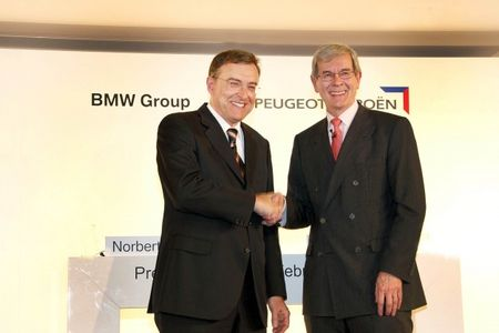 EXCLUSIVE: Details of BMW and Peugeot/Citroën Hybrid Venture and Why It's a Powerhouse