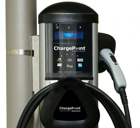 Can You Charge Me Now? Smartphone App Locates EV Charging Stations and More