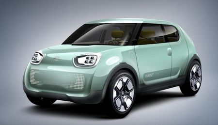 Kia Naimo Concept Unveiled in Seoul, Inspires Singing in Ann Arbor