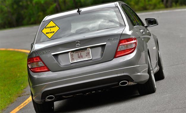 Mercedes-Benz Opening Teen Driving School in the U.S.