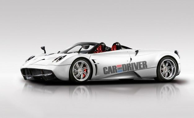 Pagani Huayra Reviews | Pagani Huayra Price, Photos, and Specs | Car