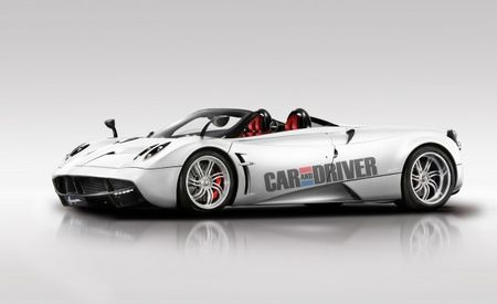 Pagani Huayra Roadster Confirmed for Production