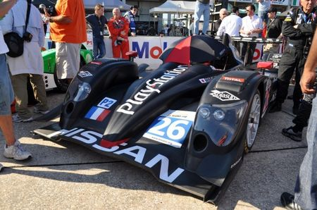 Nissan Returns to Sebring with LMP2 Car, Wants to Further Expand Motorsports Activities