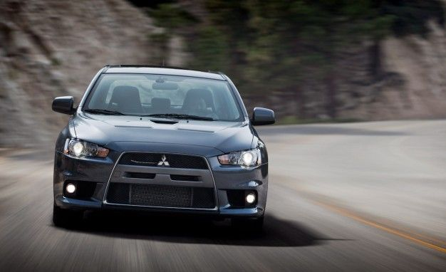 Mitsubishi Lancer Evolution May Take Different Form After 2013—If It Isn't Discontinued