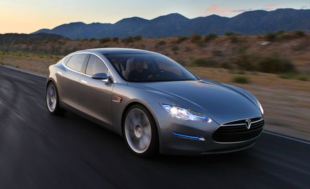 Tesla Model S Update: Due in Mid-2012, Still $49,900 After Tax Credit