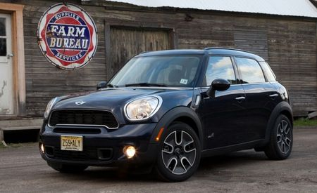2013 Mini Countryman Gets Rear Bench as Standard, Bucket Seats a No-Cost Option