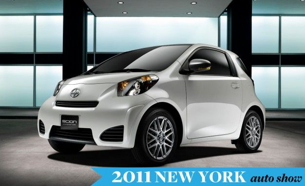 Scion iQ Sales to Begin in July