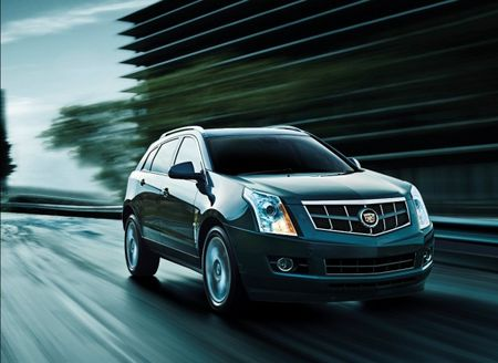 2012 Cadillac SRX Will Feature 300-hp V-6 As Only Engine